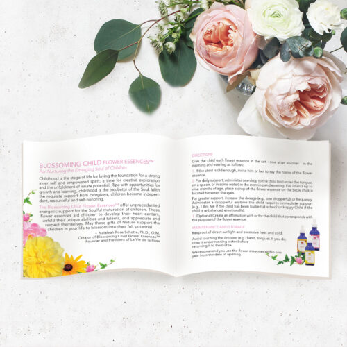 blossoming child flower essences™ la vie de la rose