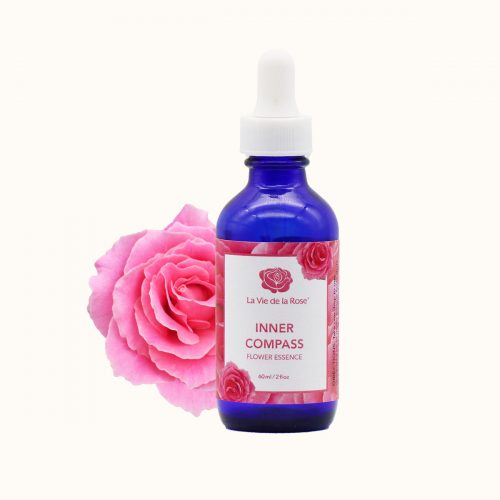 inner compass la vie de la rose flower essences spiritual activism flower essences™