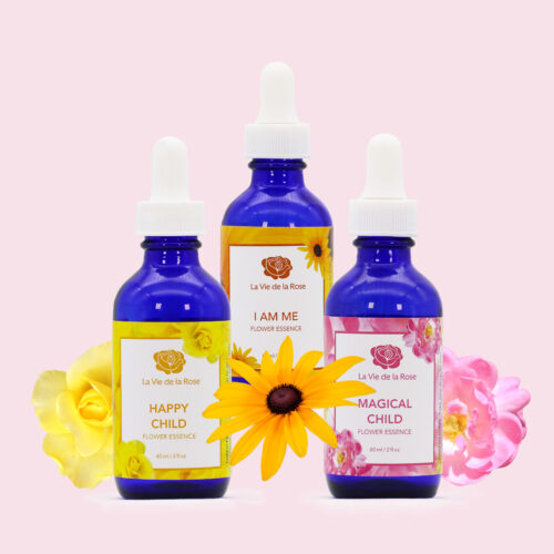 la vie de la rose blossoming child flower essences