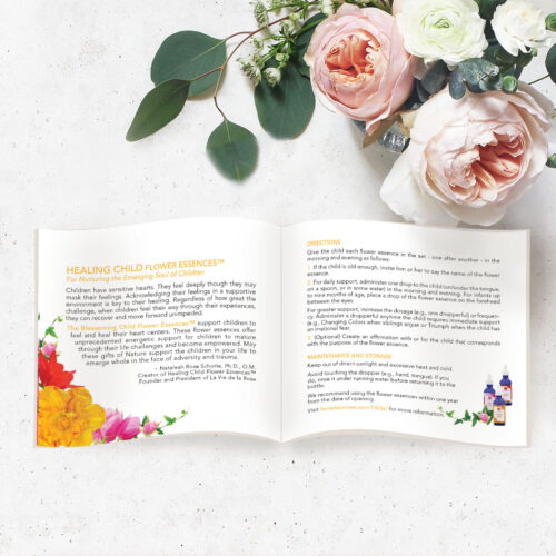 healing child flower essences™ la vie de la rose